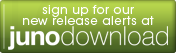 Sign up for Breakaudio alerts at Juno Download